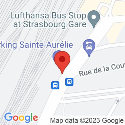 Parking Ste Aurélie - Strasbourg