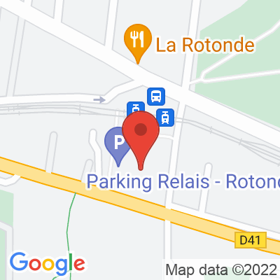 P+R Rotonde - Strasbourg
