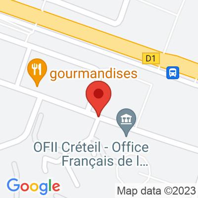 Autolib' - 4 rue Claude-Nicolas Ledoux Créteil