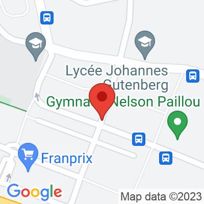 Autolib' - 4 Rue de Cotonou Créteil
