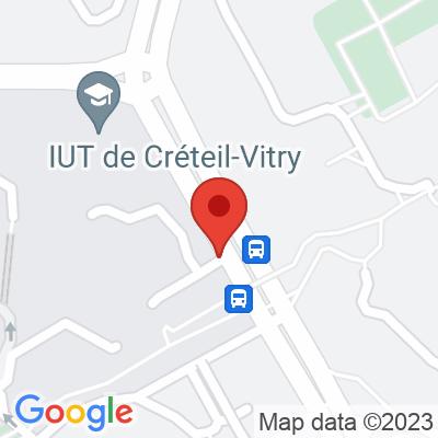 Autolib' - 61 avenue du Général De Gaulle Créteil