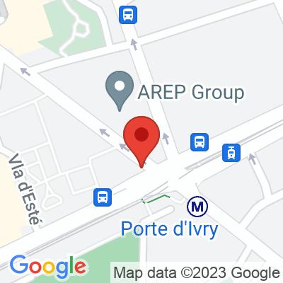Autolib' - 3 avenue d'Ivry Paris