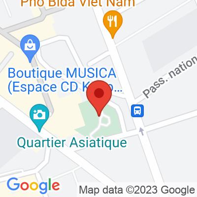 Belib - Rue Regnault, 118 - Paris