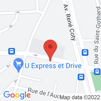Autolib' - 33 rue d'Alésia Paris