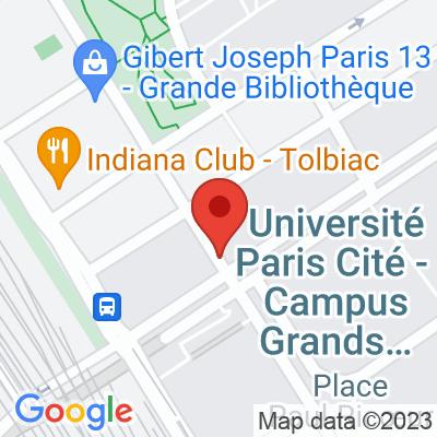 Autolib - 4 rue Marie-Andrée Lagroua Weil-Halle Paris