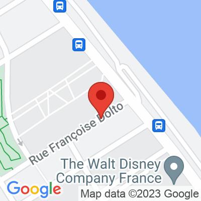 Autolib' - 5 rue Françoise Dolto Paris