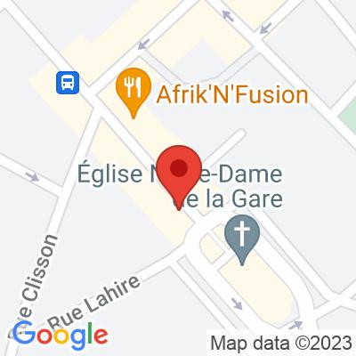 Autolib' - 45 rue Jeanne D'Arc Paris