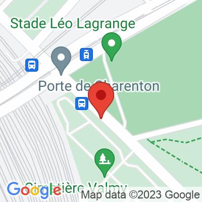 Autolib' - 2 avenue de la Porte de Charenton Paris