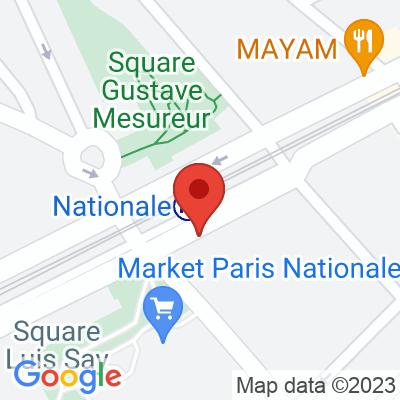 Autolib' - 143 boulevard Vincent Auriol Paris
