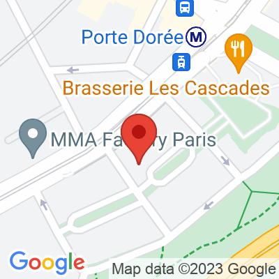 Belib - Avenue Du General Dodds, 3 - Paris