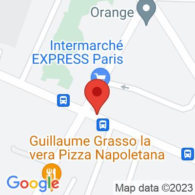Belib - rue de Vouillé