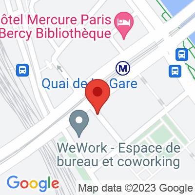 Autolib' - 21 rue Fernand Braudel Paris