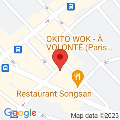 Autolib' - Rue Olivier de Serres