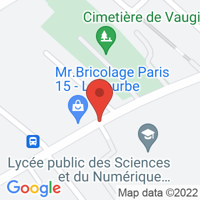 Autolib' - 336 Rue Lecourbe Paris