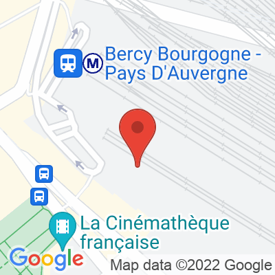 Parking de bercy - Paris