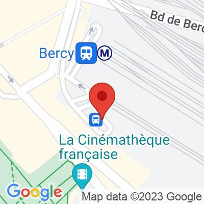Gare Auto/Train - Rue de Bercy