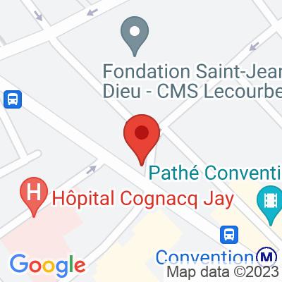 Autolib' - 171 Rue de la Convention Paris