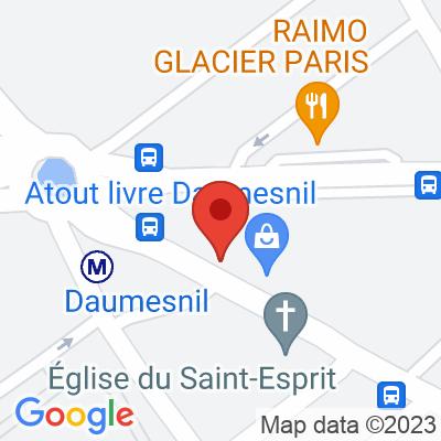 Autolib - 199 avenue Daumesnil Paris