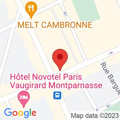 Autolib' - 230 Rue de Vaugirard Paris