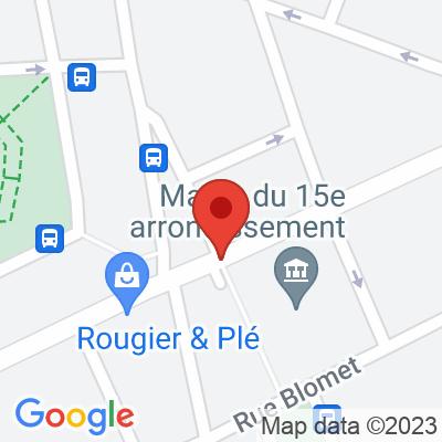 Lecourbe - mairie du 15e