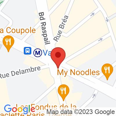 Autolib - 120 boulevard du Montparnasse Paris