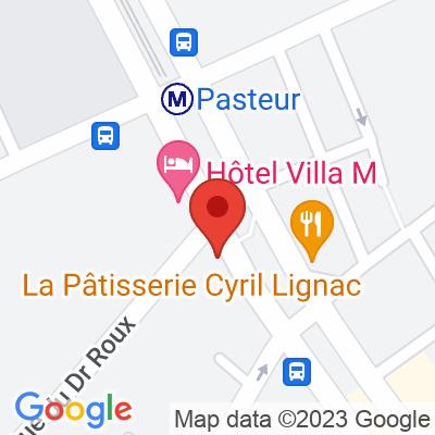Parking résidentiel Pasteur 1