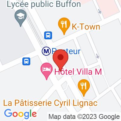 Autolib' - 41 Boulevard Pasteur Paris