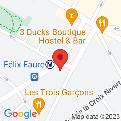 Autolib' - 26 Place Etienne Pernet Paris