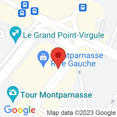 Parking tour Maine Montparnasse