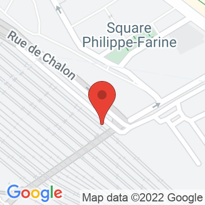 Parc souterrain Châlon Sud