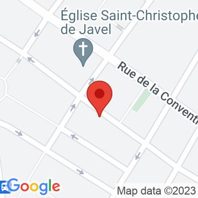 Autolib - 44 rue Sébastien Mercier Paris