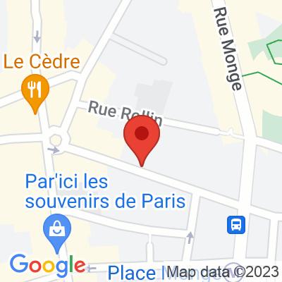 Autolib' - 38 Rue Lacépède Paris