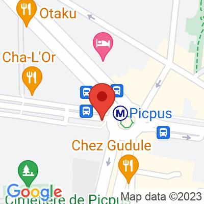Autolib' - 48 Avenue de Saint-Mandé Paris