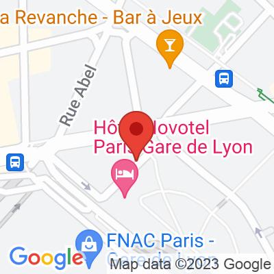 Novotel Gare de Lyon