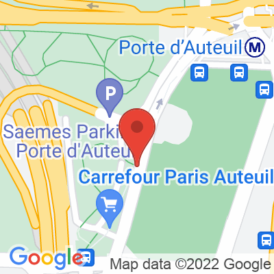 Carrefour - Porte d'Auteuil