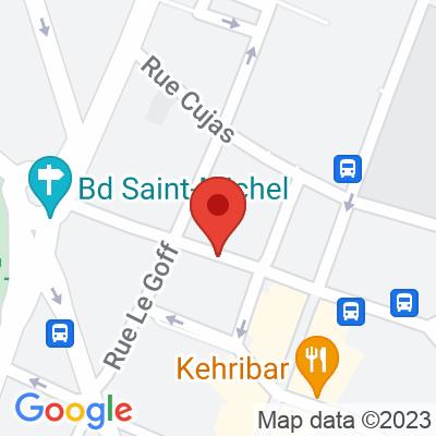 Parc souterrain Soufflot-Panthéon