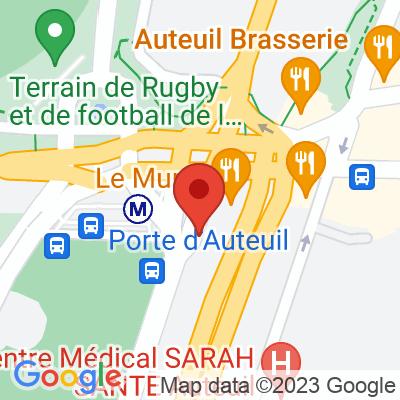 Autolib' - 1 Boulevard Murat Paris