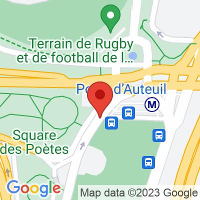 Autolib - 1 avenue du Général Sarrail Paris