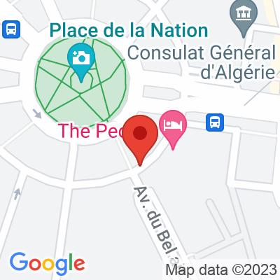 Autolib' - 26 Place de la Nation Paris