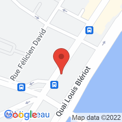 Autolib - Avenue de Versailles