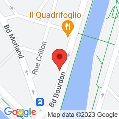 Autolib' - 9 boulevard Bourdon Paris