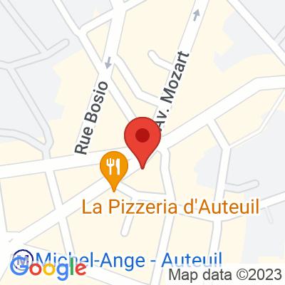 Autolib' - 77 Rue Jean de la Fontaine Paris