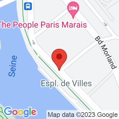 Autolib' - 1 rue de Schomberg Paris