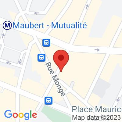 Autolib' - 23 rue des Bernardins Paris