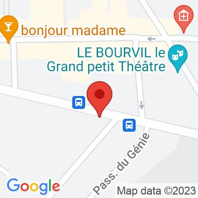 Autolib' - 238 Rue du Faubourg Saint-Antoine Paris