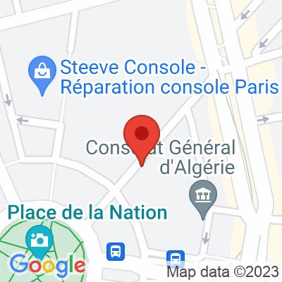 Autolib' - 4 Avenue de Taillebourg Paris