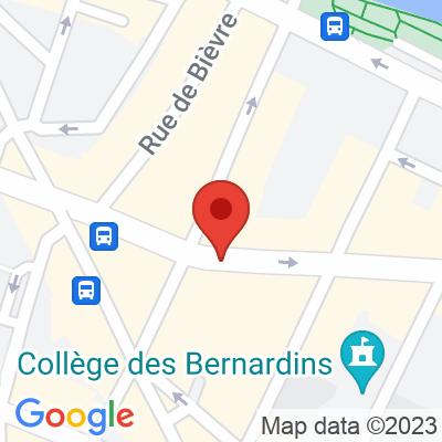 Parc souterrain Maubert Collège des Bernardins