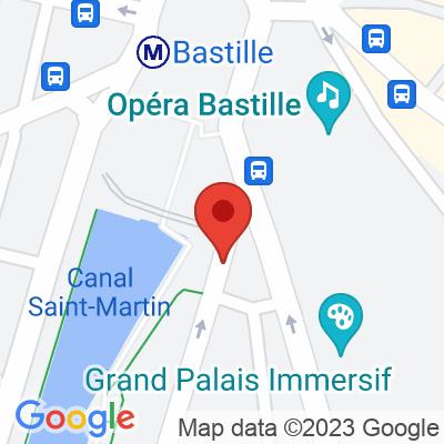 Autolib' - 50 boulevard de la Bastille Paris