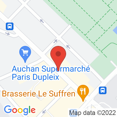 Autolib' - 78 avenue de Suffren Paris