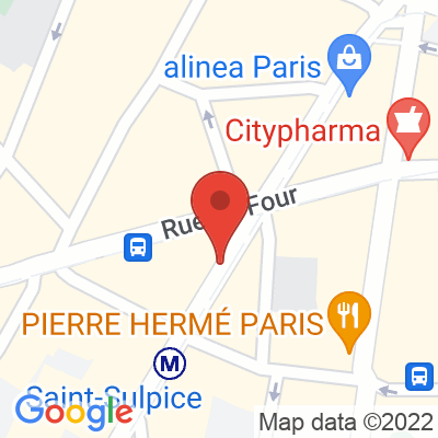 Belib - Rue de Rennes Paris